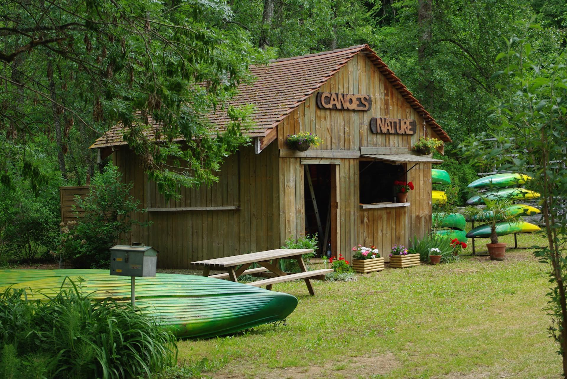 base veyrignac canoe kayak
